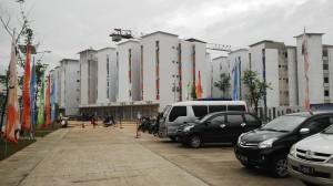 Progres Pembangunan Aeropolis Residence 1