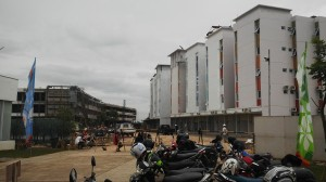 Progres Pembangunan Aeropolis Residence 1 & Office Park