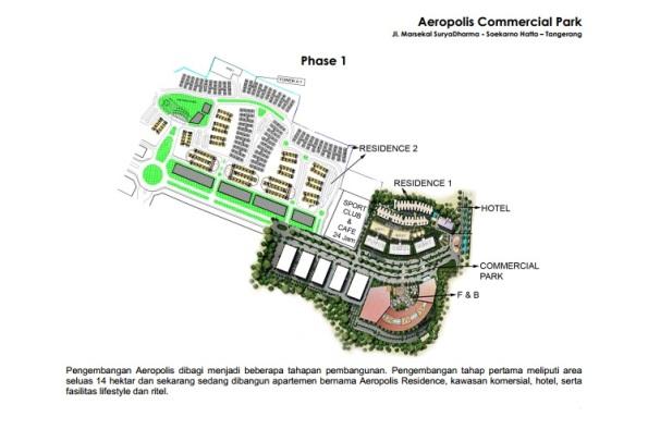 Aeropolis Master Plan