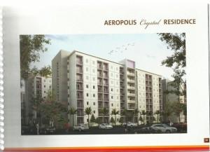 Gedung Aeroplis Crystal Residence